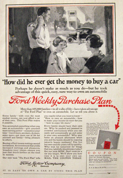 ford motor company term papers