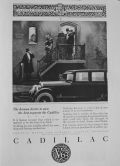 1925 Cadillac Ad ~ Human Desire to Own the Best