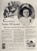 1930 Cream of Wheat Ad ~ Constance Tyndale McCormick