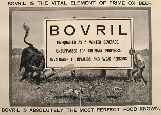 1894 Bovril Extract Ad