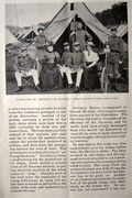 1895 Millionaire's Sons in New York's Seventh Regiment ~ Article, Photos