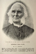 1897 General Neal Dow Article & Photos