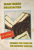 1931 Swans Down Cake Flour Recipe Booklet