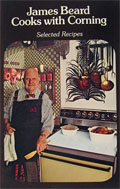 1973 James Beard Cooks With Corning Recipe Booklet