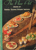 1935 GE Kitchen New Art Recipe Booklet