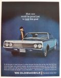 1965 Oldsmobile Dynamic 88 Ad ~ Proud to Look This Good