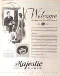 1929 Majestic Radio ~ Majestic Salesman's Ring