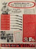 1936 Daisy Air Rifle Ad ~ Buck Jones