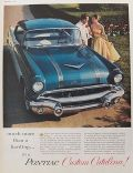 1956 Pontiac Cataline Ad ~ More Than A Hardtop