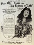 1923 Priscilla Dean Movie Ad ~ The Flame of Life
