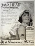 1923 Movie Ad ~ Leatrice Joy ~ Java Head