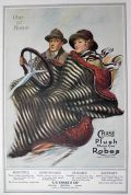 1917 Chase Motor Car Robes Ad ~ Beautiful Art
