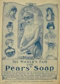 1904 Pears Soap Ad ~ Fair Women of the World
