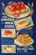 1903 Shredded Wheat Two-Sided Ad