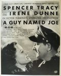 1944 Movie Ad ~ A Guy Named Joe ~ Spencer Tracy