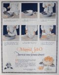 1924 Jello Ad ~ How to Make Whipped Jello