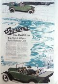 1918 Overland Car Ad ~ The Thrift Car