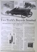 1917 Veedol Automobile Oil Ad ~  Race Car Driver Ralph Mulford