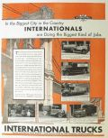 1931 International Truck Ad ~ Photos of Old Trucks