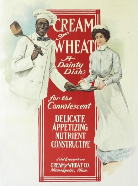 1902 Cream of Wheat Color Ad ~ For the Convalescent