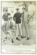 1902 Hart Schaffner Marx Men's Clothing Ad