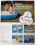 1954 Bakelite Krene Plastic Ad ~ Pools & Water Toys