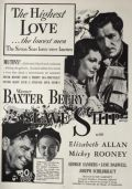 1937 Movie Ad ~ Slave Ship ~ Warner Baxter