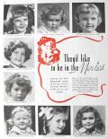 1936 Pictorial Review Child Photo Spread