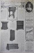 1902 Illustrated Article ~ Charles Rohlfs Furniture Maker