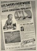 1932 Lifesavers Candy Ad ~ The Hole News