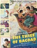 1940 Movie Ad ~ The Thief of Bagdad