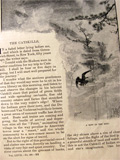 1883 The Catskills, Hudson Valley NY ~ Old Magazine Article ~ Illustrated