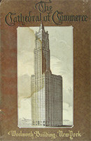 1925 Woolworth Building Booklet ~ Photos and Facts