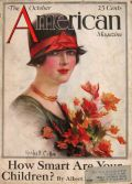 1926 American Magazine Cover ~ Haskell Coffin