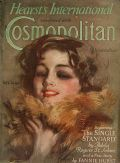 1927 Cosmopolitan Magazine Cover ~ Harrison Fisher