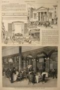 1887 Lawyer's Downtown Club, Equitable Building ~ Print & Article