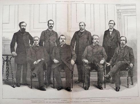 Grover Cleveland Cabinet Members | memsaheb.net