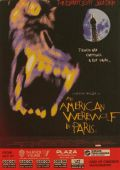 An American Werewolf in Paris 1997 Movie Ad