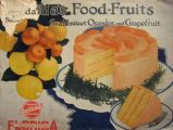 1923 Sealdsweet Florida Oranges & Grapefruit Recipe Booklet