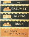 1929 Antique Calumet Baking Powder Recipe Booklet