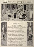 1918 Three Little Pigs ~ Emily Rose Burt ~ Mabel Betsy Hill