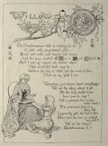 1884 The Story of Willow Ware ~ Antique Illustrated Children's Poem